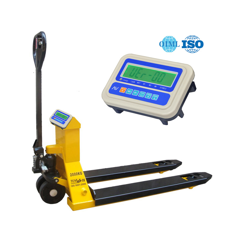 TUV Approved Pallet Scale with OIML Approved Weighing